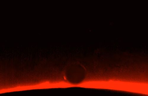 Temperature mystery of planetary atmospheres revealed