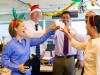 The Kisser `least favourite` at staff Christmas parties