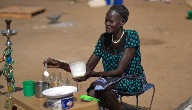 Thousands of people displaced in South Sudan: UN