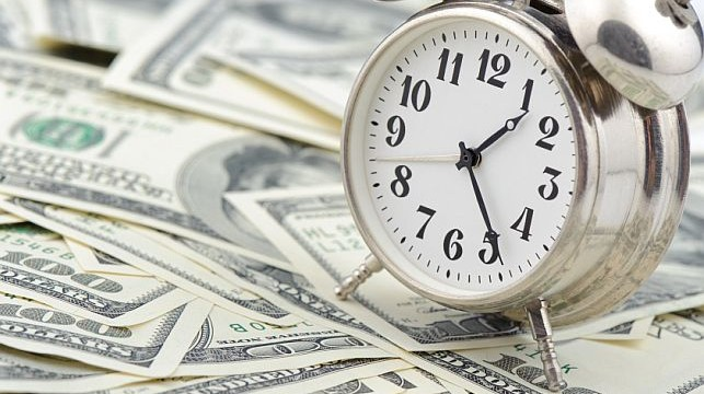 Better to focus on time than money