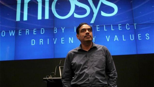 Infosys board member V. Balakrishnan Resigns