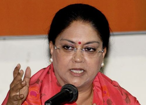 Narendra Modi has big hand in BJP's win: Raje