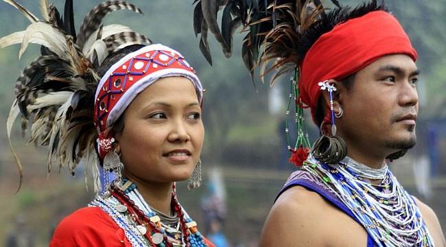"""Garo community in Nagaland celebrates """"Wangala"""" Festival with great enthusiasm"""