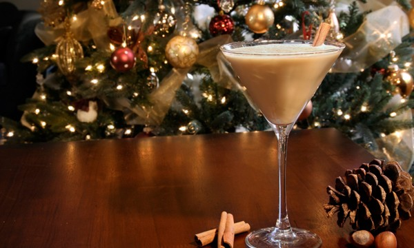Lift up your spirits with X'mas cocktails