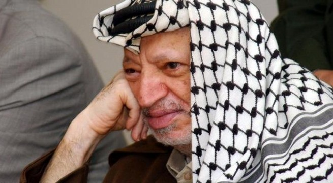 Russian forensic probe concludes Arafat died of natural causes