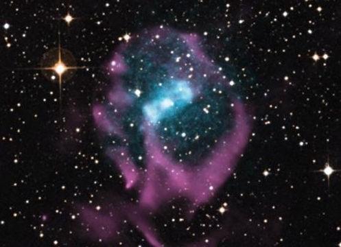 Youngest` neutron-star binary found