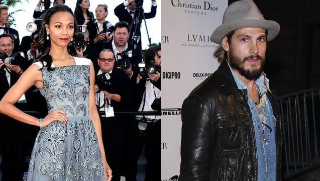 Zoe Saldana finally confirms marriage to Italian artist