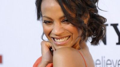 """Avatar"" actress Zoe Saldana won't mind breast implants"
