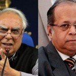 Justice Ganguly should voluntary resign, Says Sibal