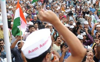 AAP team to meet Shinde, to demand suspension of Delhi Police officers