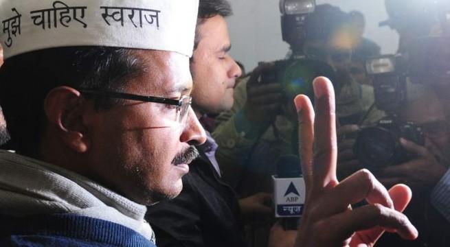 Kejriwal questions CNG price hike in Delhi