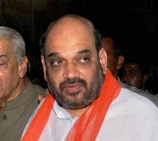 Gujarat govt. snooping extended to Karnataka, Gujarat Minister Amit Shah