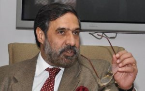 Anand Sharma expresses optimism for Indian economy in 2014