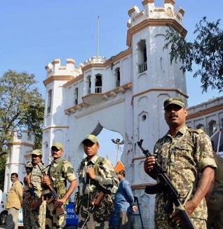 Andhra Pradesh House adjourned as Telangana stalemate continues