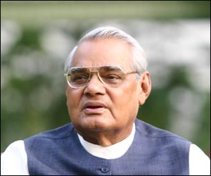 Former Indian prime minister Atal Bihari Vajpayee Indian politics most valuable person