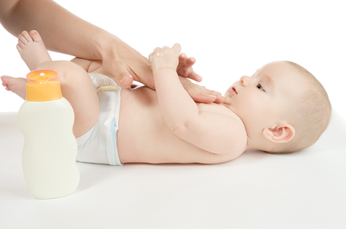 Personal care products may be hazardous for babies