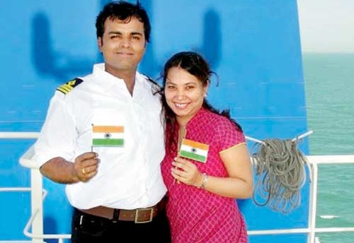 Indian sailor Captain Sunil James released from Togo prison : Foreign ministry