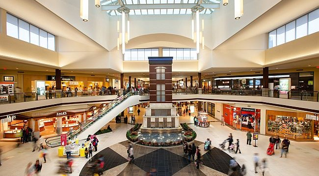 Why it's best to keep your cool in a mall