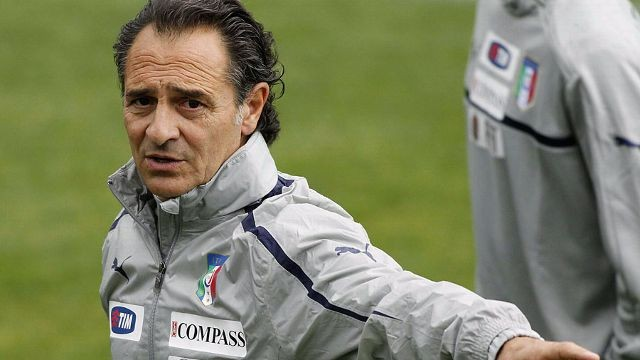 Italy coach Prandelli 'fine' with players having sex before matches at Brazil WC