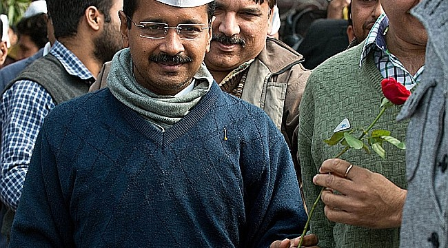 Delhi's new chief minister A. Kejriwal, rejects VIP security