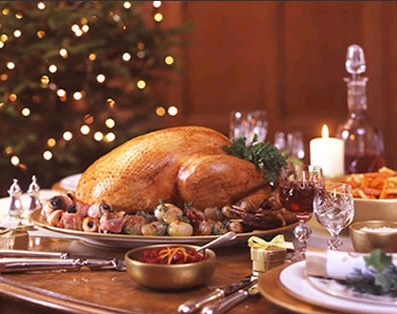 Formula for perfect Christmas dinner revealed