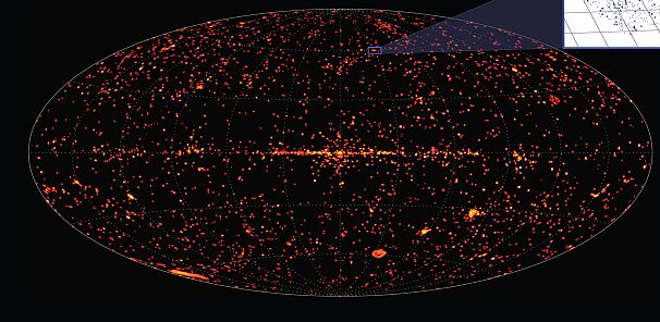 Hundred thousand new cosmic x-ray sources identifie
