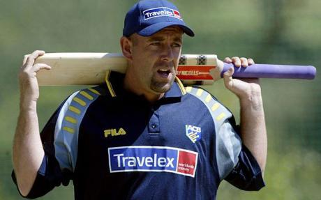 How Darren Lehmann became known as `Boof`