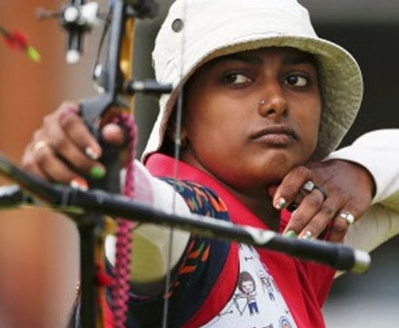 Deepika throws away fourth gold