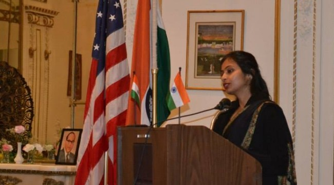 US says no to dropping charges against Khobragade