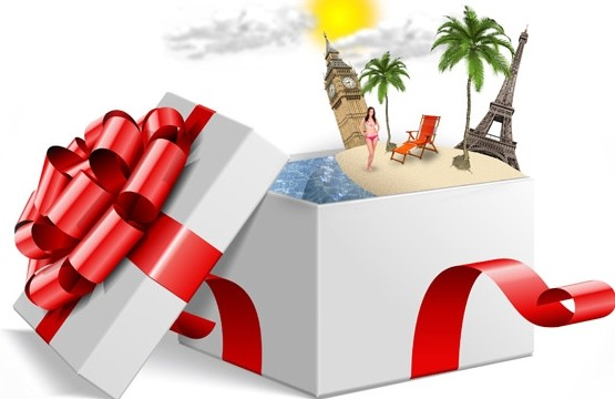 Give The Gift Of Luxury Travel !