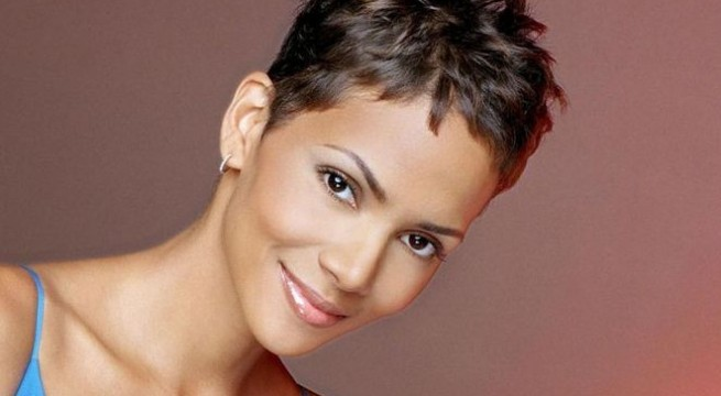 Halle Berry stuns with post pregnancy figure