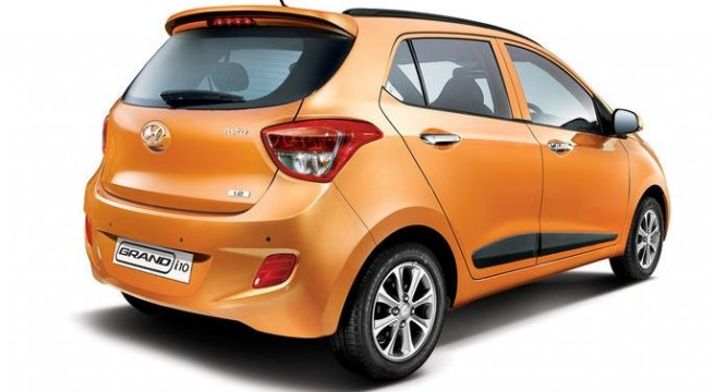 Hyundai Grand i10 is Indian Car of the Year 2014