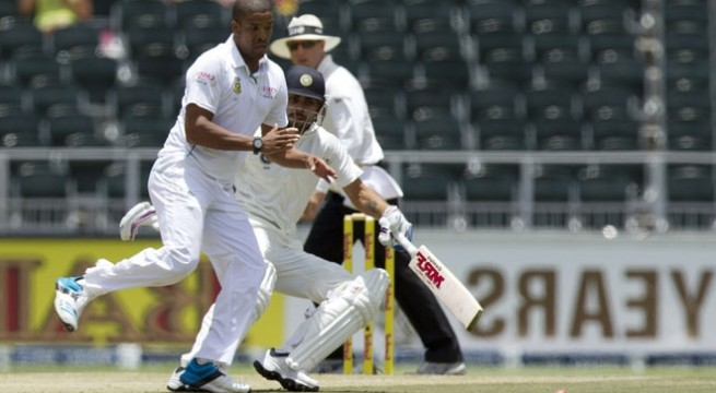 India vs South Africa 1st Test LIVE SCORE: Visitors go into Lunch at 74/2
