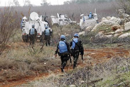 Lebanon rocket fire draws Israeli artillery strike