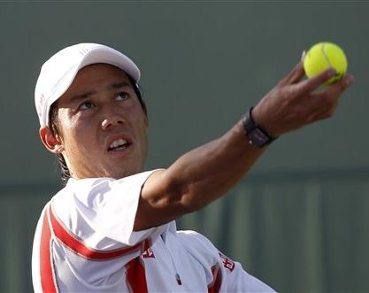 Japanese tennis star Kei Nishikori hires Michael Chang as part-time coach