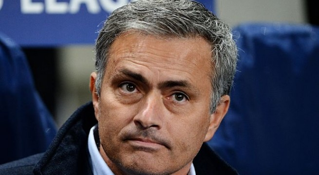 Mourinho says `trophyless` season would be `unacceptable` for Chelsea