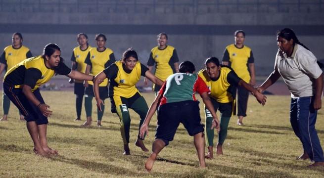 Pakistani women break new ground at Kabaddi World Cup in India