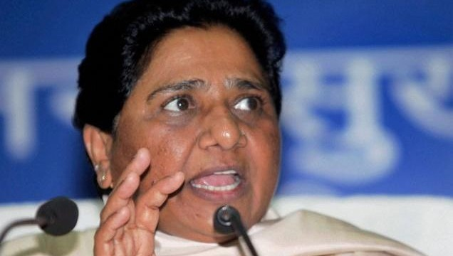 Congress policies to be blamed for loss, says Mayawati