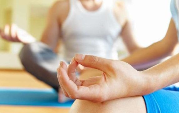 Meditation does have health benefits