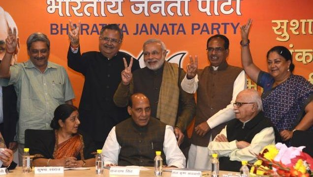 Bharatiya Janata Party (BJP) all set to launch 'Mission 272-plus'