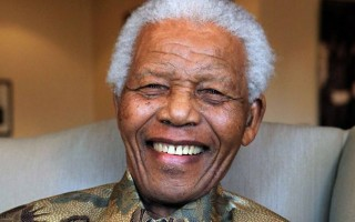New book about Mandela unveiled in South Africa