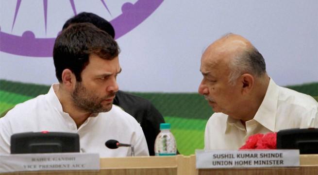 Rahul Gandhi, Shinde decline to meet US delegation