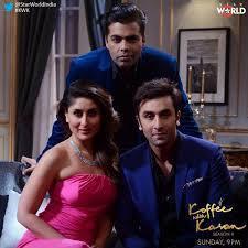 Ranbir and Katrina are dating each other, Kareena spills on 'Koffee With Karan'