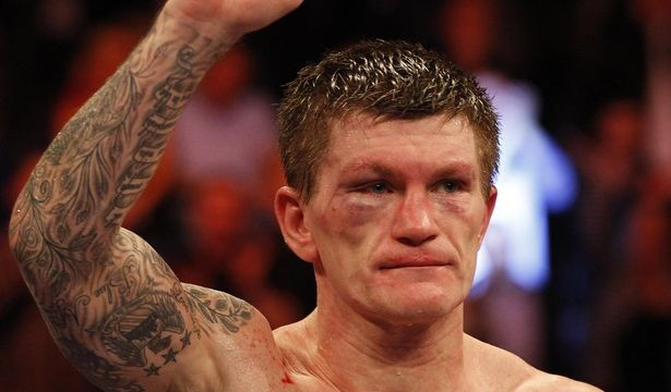 `Drug addict` Hatton says meeting Mike Tyson was `therapy` for him