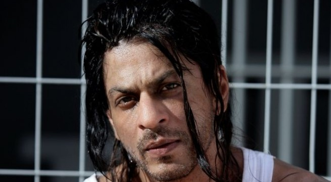 I want to be very fit: SRK's New Year resolution