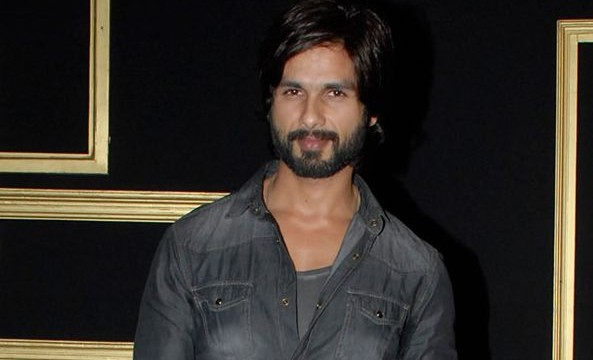 Shahid 'officially on holiday'