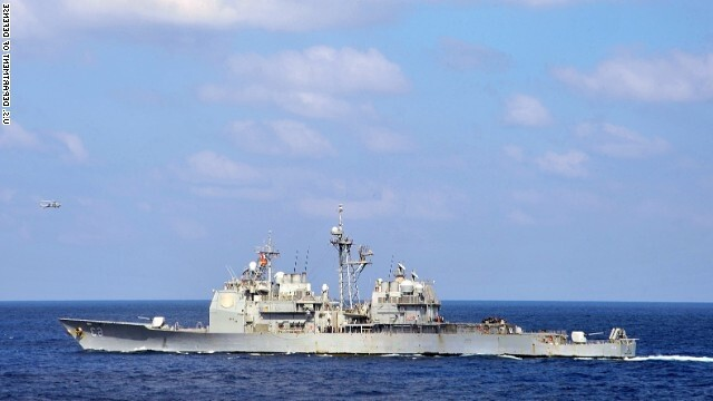 China confirms near miss with US warship in South China Sea