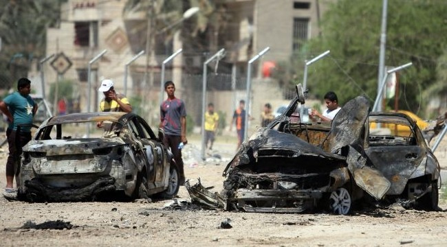 Suicide bomber kills 11 Shia pilgrims in Baghdad