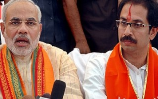 Don't worry about Maharashtra: Shiv Sena chief Uddhav Thackeray draws line for N. Modi