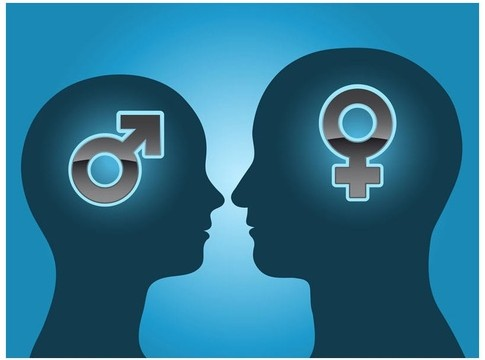 Its official! Men and women's brains are wired differently